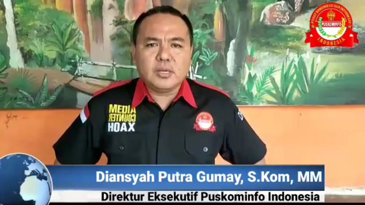 Direktur Eksekutif Puskominfo Indonesia Memberikan Selamat Atas Dibukanya Tempat Rehabilitasi (AJIB) Jawa Timur